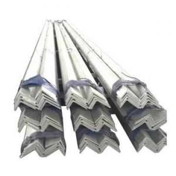 201 Hot Rolled 75X75 Steel Angle Iron with Holes