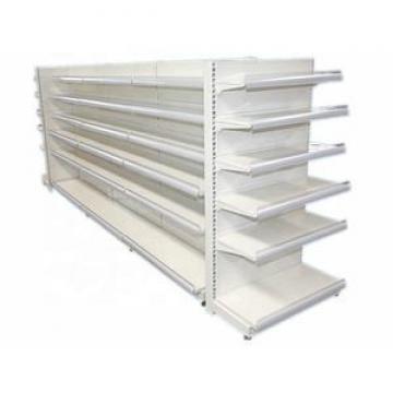 Metal Store Gondola Supermarket Shelf