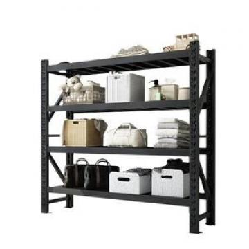 DIY Strong Collapsible Versatile Plastic Home Depot Ventilated Storage Rack Shelving Unit