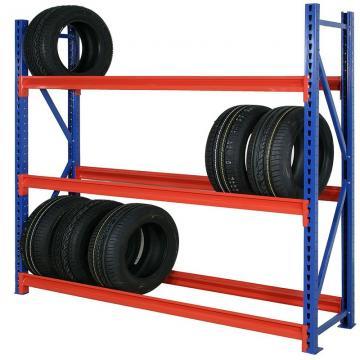 Light Duty Storage Shelf Steel Metal Garage Rack 5 Level Adjustable Shelves
