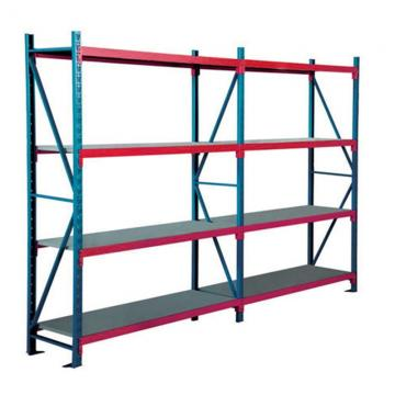 Industrial Warehouse Dynamic Storage Gravity Pallet/Carton Flow Roller Rack