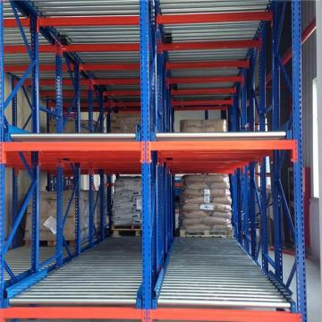 Heavy Duty Steel Pallet Flow Fifo Rack for Industrial Warehouse