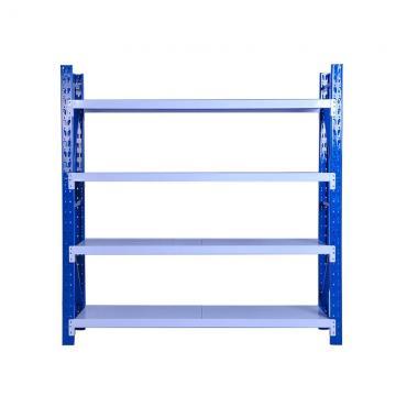 Certificated Metal Steel Structural Mezzanine Rack for Industrial Storage