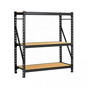 "Vegetable Shelves Storage Rack 4 Shelf Steel Wire Shelving Unit Black 18"" X 42"""