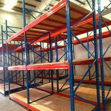 Heavy Duty Supermarket Hypermarket Metal Shelf with Ce Certification