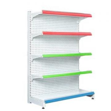 Store/Supermarket Double-Sided Metal Supermarket Shelf