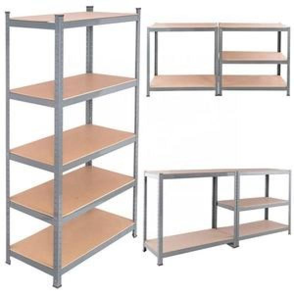 Wholesale Home Storage Warehouse Racks 3 Tier Metal Shelving Unit