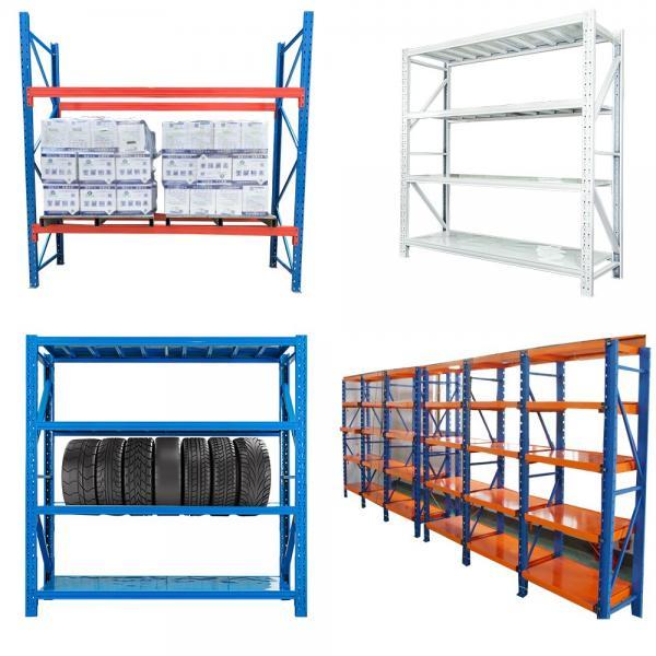 265kg Heavy Duty Adjustable Warehouse Storage Rack, Steel Shelves Price