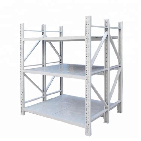 Multitier Shelving, Multi-Lever Racking System, Multilayer Industrial Mezzanine Rack for Warehouse
