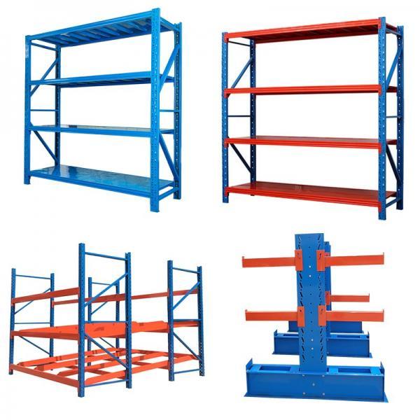 Steel Warehouse Rack in Industrial Strorage Shelf Pallet Rack