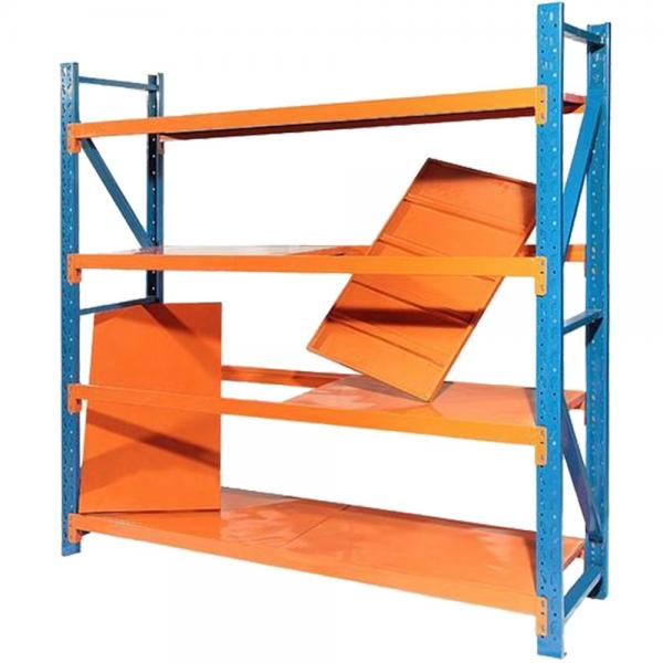 5 Tier Metal Adjustable Storage Shelf with Wire Decking
