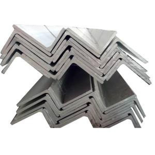 Aufriga Brand Equal and Unequal Hot Rolled Slotted Steel Angle Bar Galvanized with Holes