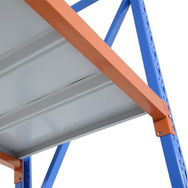 Boutique Store Metal Gondolas Unit with Acrylic Back Panel