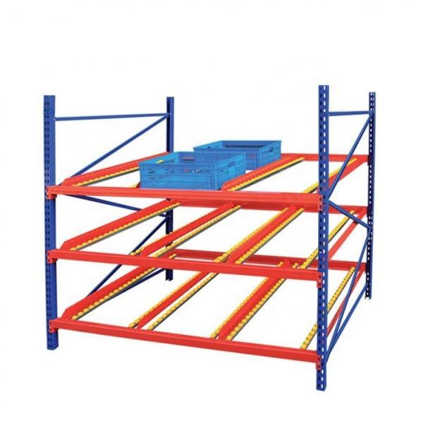 Adjustable Steel Storage Industrial Rack Steel Goods Shelf Heavy Duty Racks