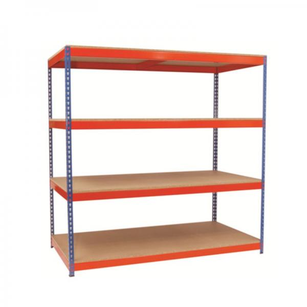 Warehouse Industrial Metal Steel Cold Storage Pallet Shelf Rack