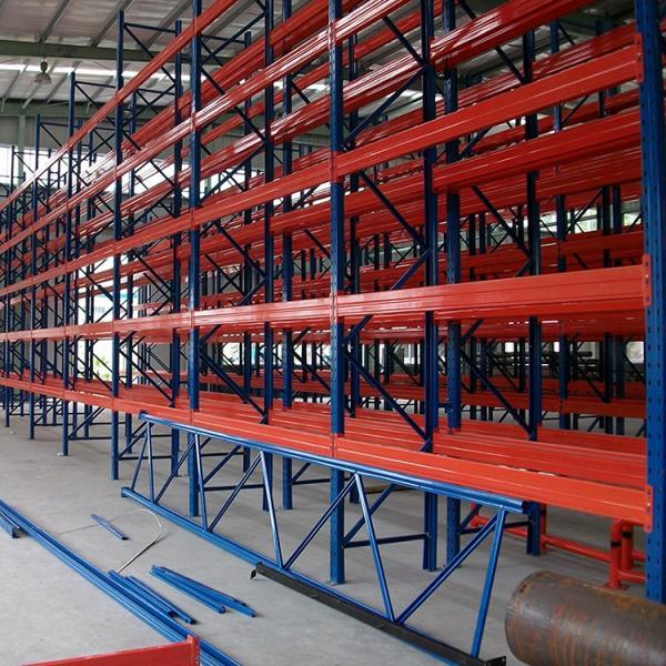 5 Tier Storage Rack Adjustable Garage Shelf Steel Shelving Unit